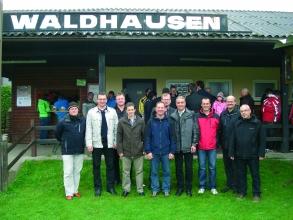 Clubhausneubau 2010/2011