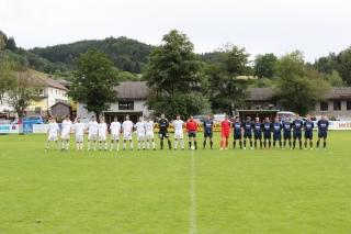 Clubhaus Eröffnungsspiel 2012