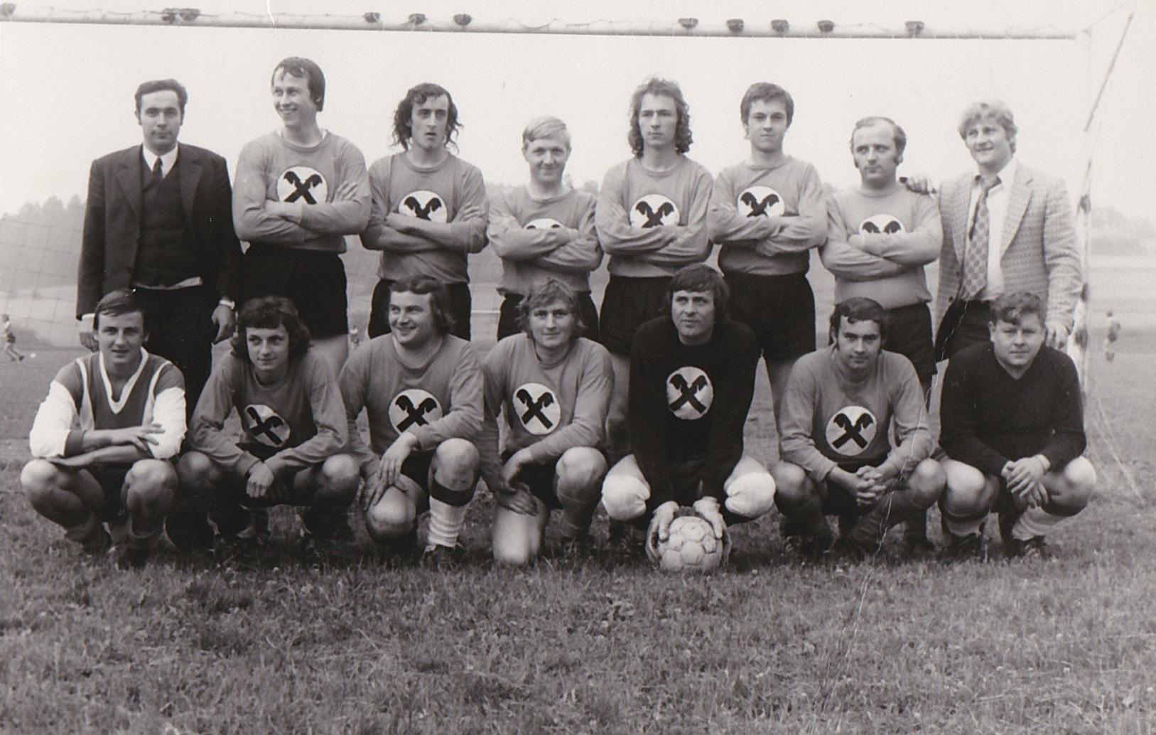 SC Gloxwald Erste 1967