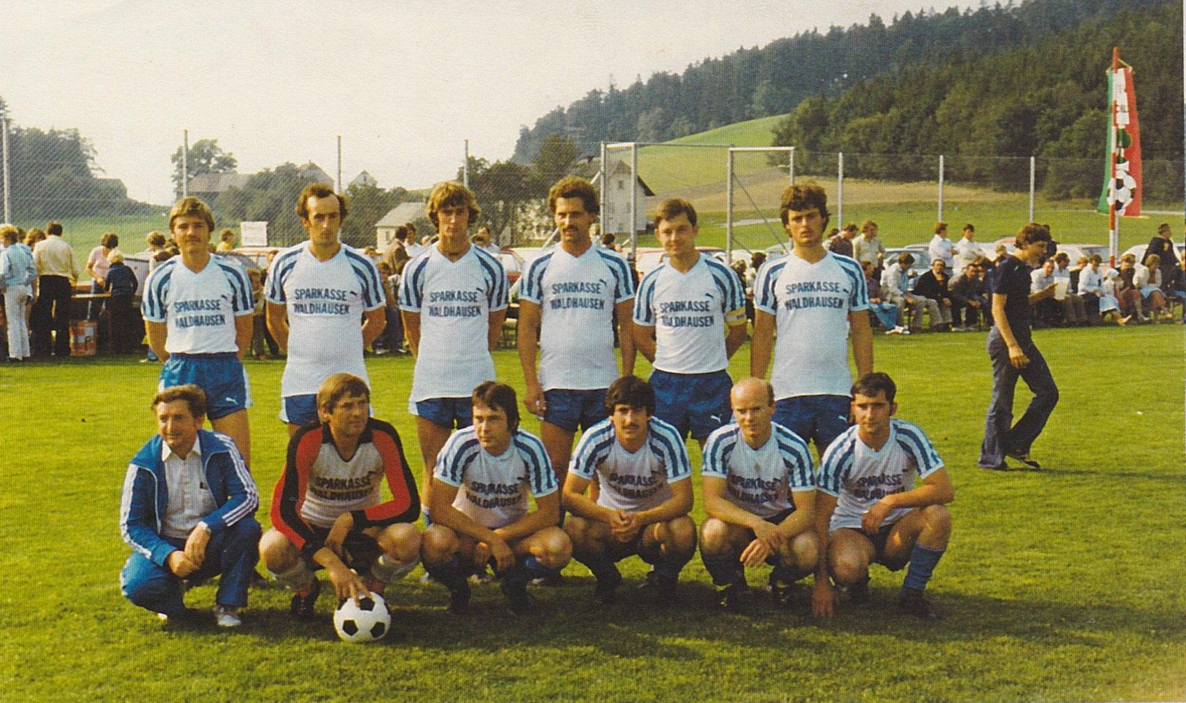 SC Gloxwald Erste 1985