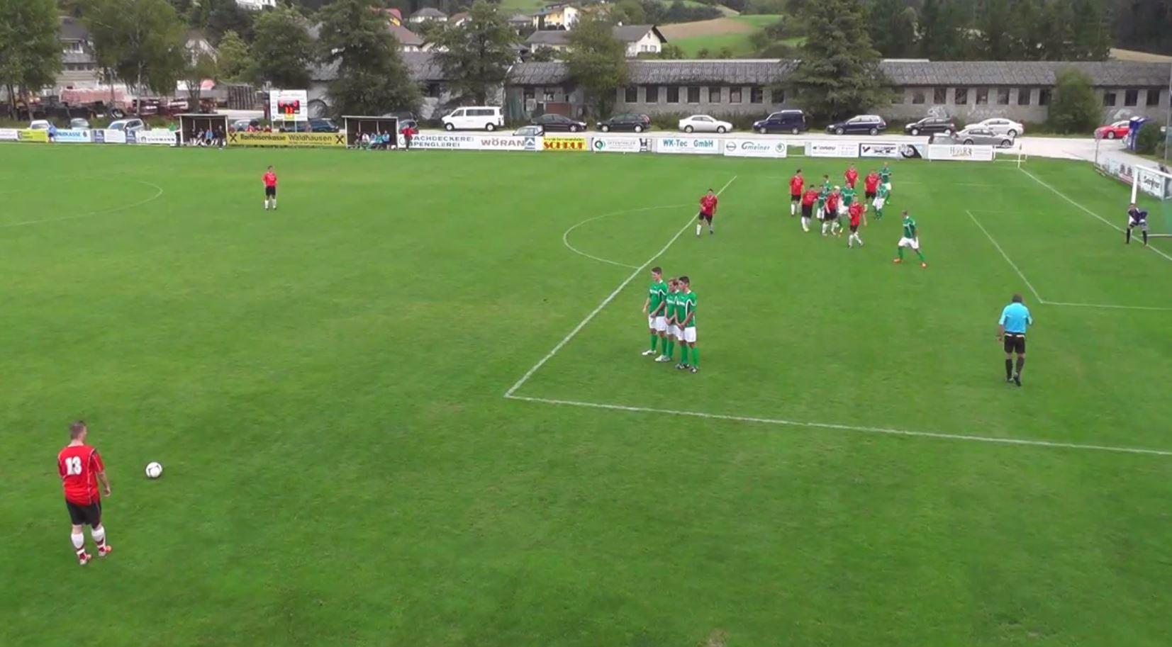 14.09.2013: SG Waldhausen/G. – SV Jauerling 0:1