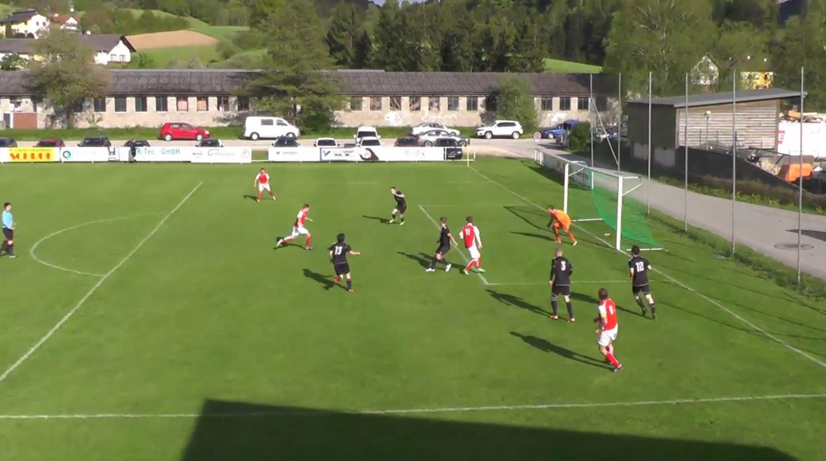 04.05.2014: SG Waldhausen/G. – SV Kleinpöchlarn 1:1