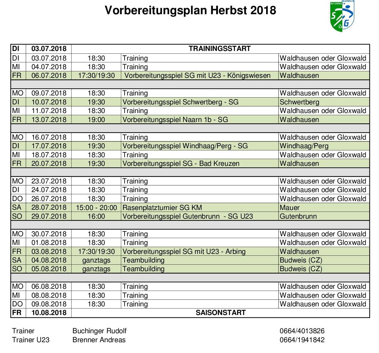 Vorbereitungsplan Herbst 2018_Neu2